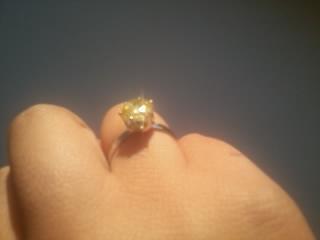 Čo chceme a čo mááme ♥ - ♥ zlá kvalita...ale žltý diamant ♥