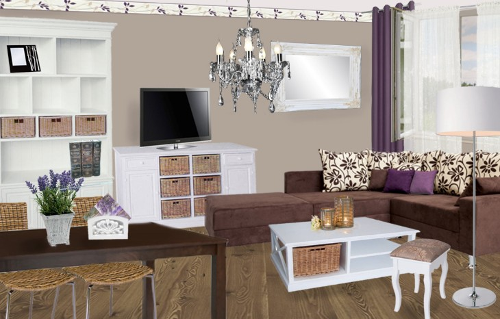 Inšpirácie - Inšpiruj sa a zariaď si bývanie podľa originálneho návrhu. Produkty sú dostupné na www.bighome.sk