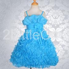 šaty pre družičky maličké