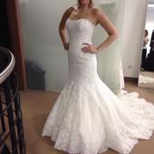 Svadobné šaty Pronovias originál, 36