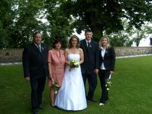 S mojí rodinou