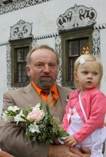 Naše dcera Izabelka