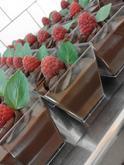Lux čokoládové panna cotty 💐