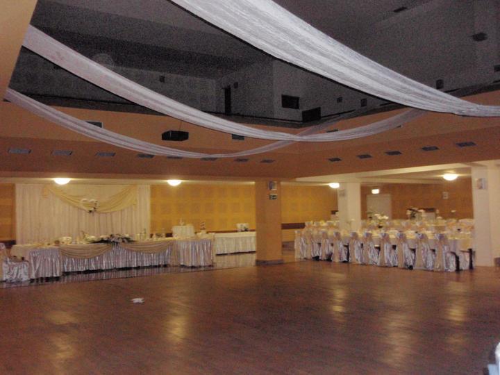 Naše prípravy - svadbna hostina bude tu...vyzdoba samozrejme ina  :)