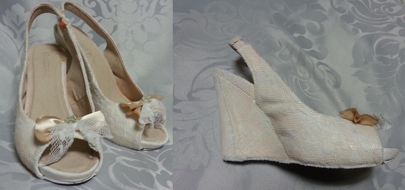 Naša Handmade :) - Topánočky