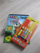 pro děti na zabití volnýho času, budou tam mít i deskový hry a karty