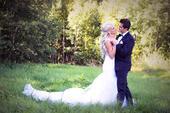 Svatební šaty koupené na ali , 38