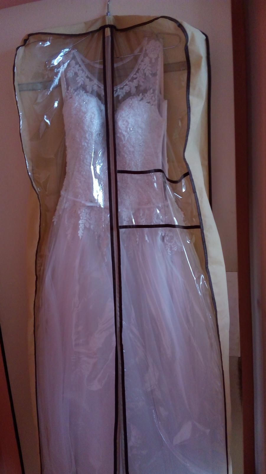 svadobné šaty ako pre popolušku 36 - Obrázok č. 3