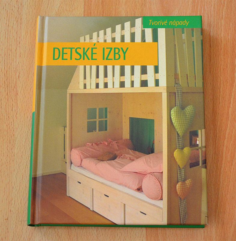Kniha Detske izby - Obrázok č. 1