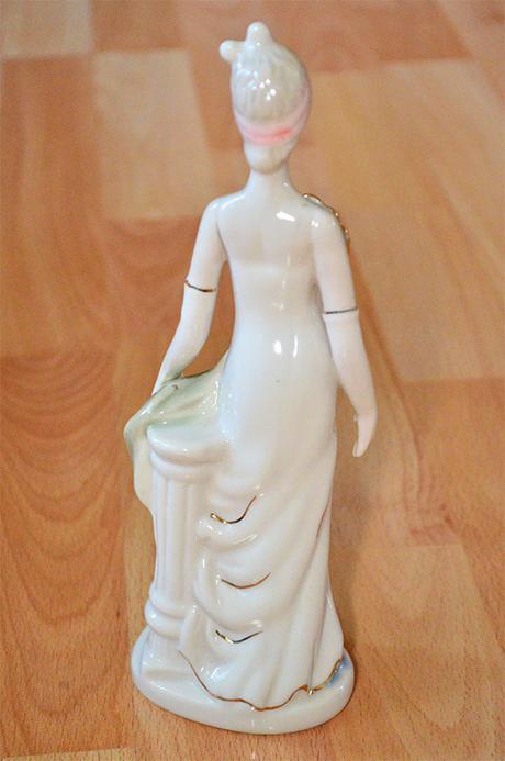 Figurka / postavicka, porcelanova dama - Obrázok č. 2