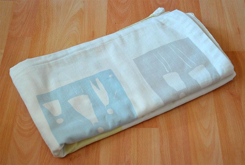 Obliecka na paplon 185x190cm - Obrázok č. 1