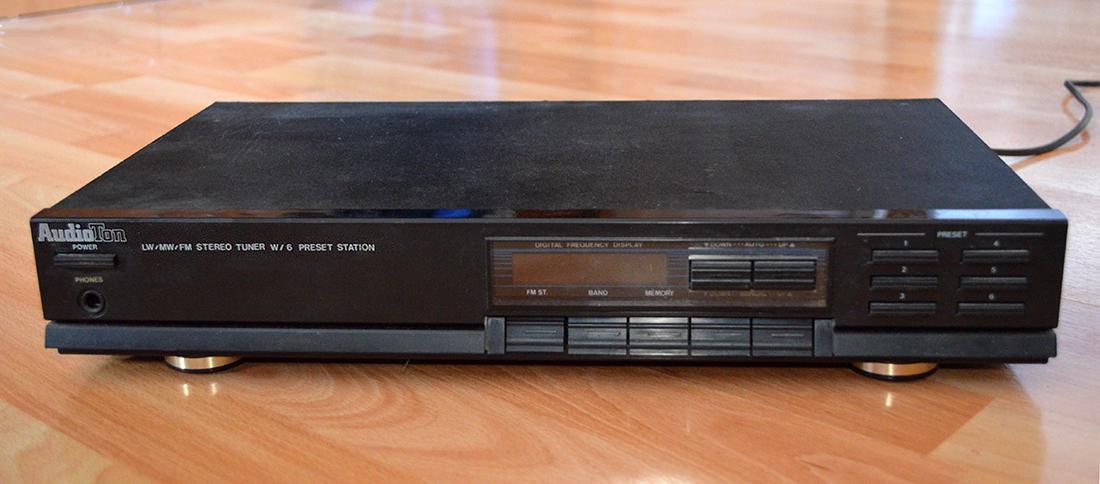 Tuner Audioton - Radio FM 87,5-108 MHz - Obrázok č. 1