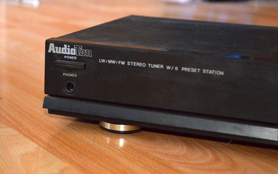 Tuner Audioton - Radio FM 87,5-108 MHz - Obrázok č. 2
