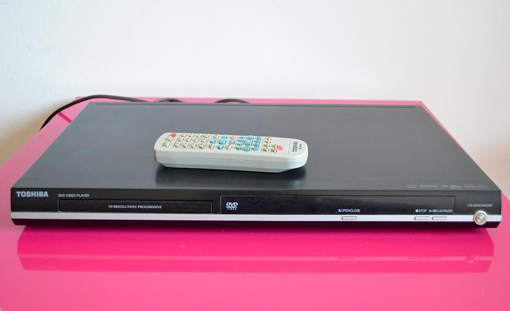 Toshiba DVD videoplayer SD-270EKE - Obrázok č. 1