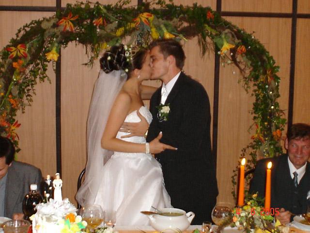 Majka{{_AND_}}Mirko - boštek pod svadobnou bránou