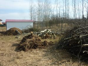 to dřevo je naše nedělní práce