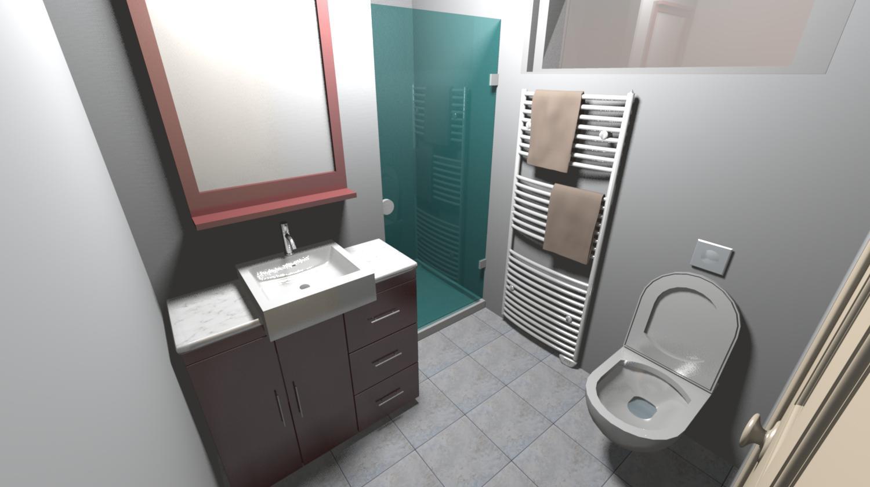 Do it myself - dolní koupelna