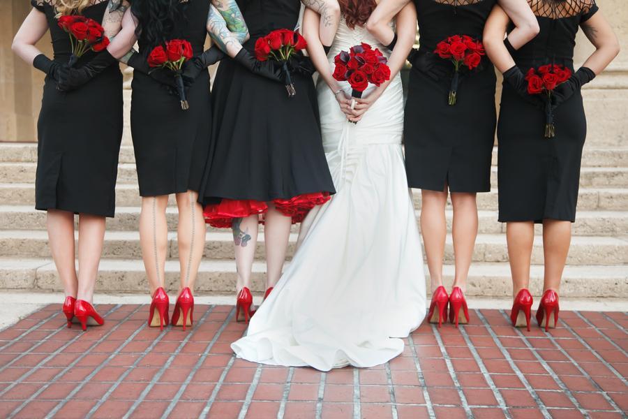 Když má svatba červenou! - Obrázek č. 19