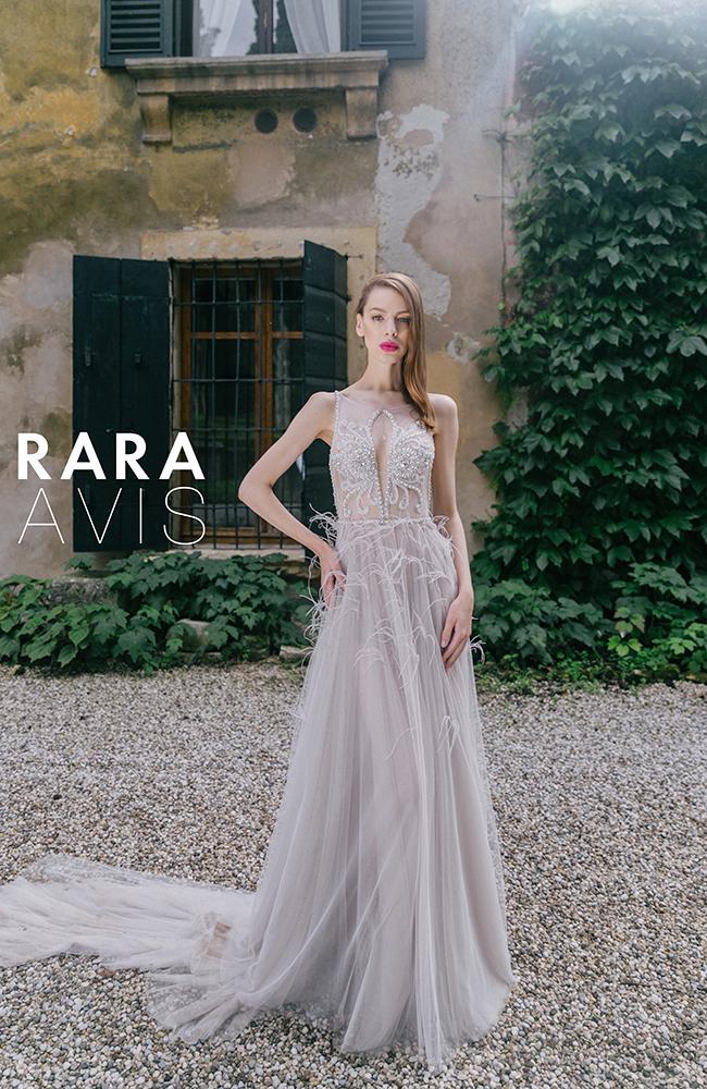Šaty Rara Avis - Obrázek č. 1