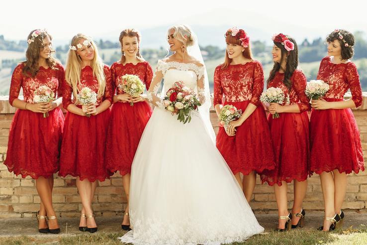 Když má svatba červenou! - Obrázek č. 43