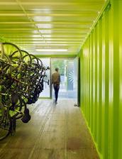 Sklad bicyklov