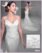 Svatební šaty vel 38-40, 40