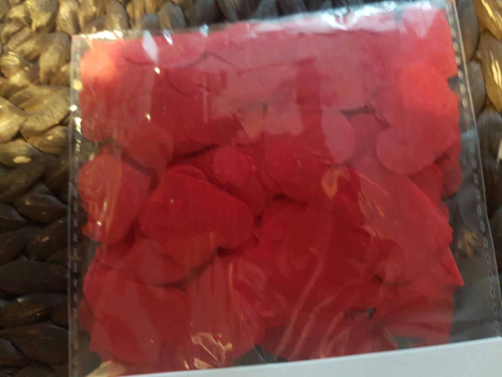 konfetky srdce balení - Obrázek č. 1