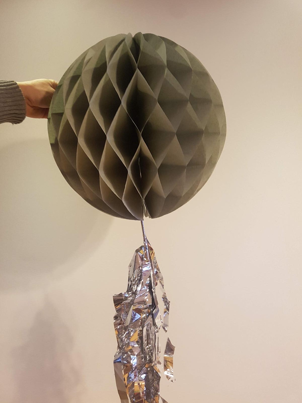 lampionky ozdobné koule  - Obrázek č. 1