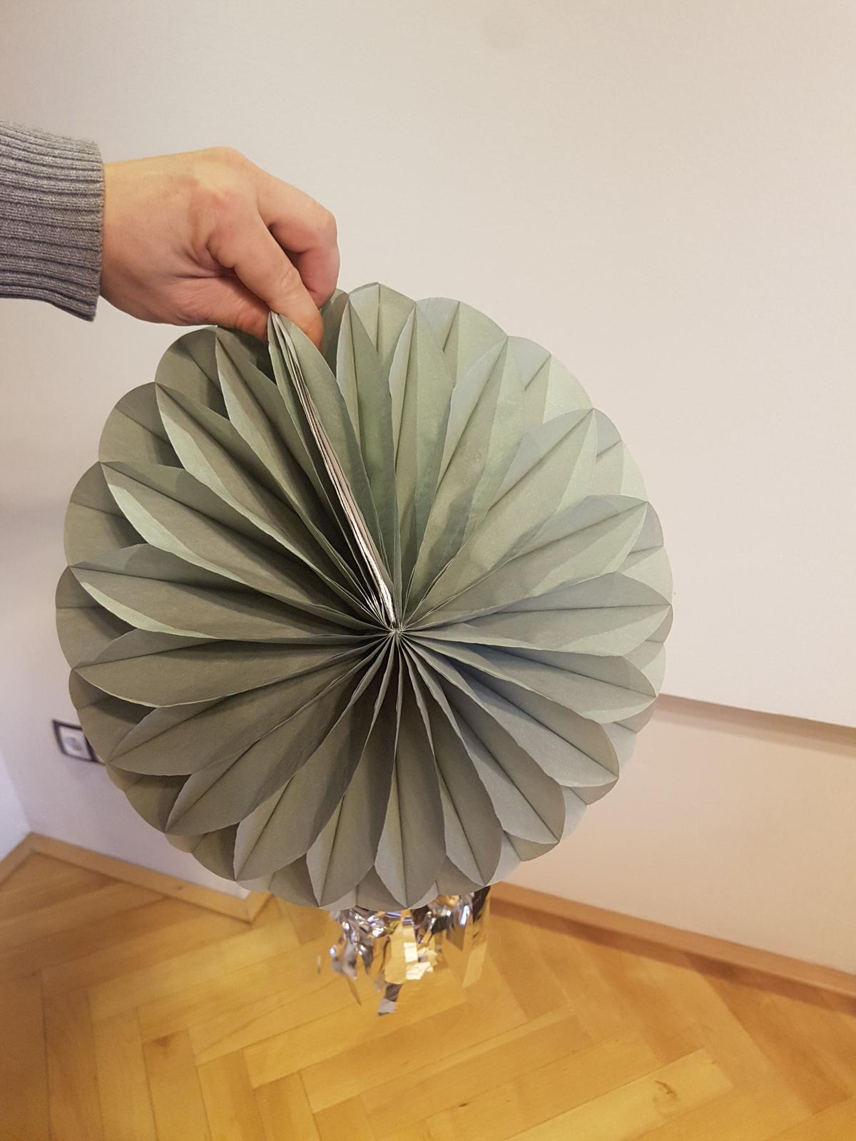 lampionky ozdobné koule  - Obrázek č. 2