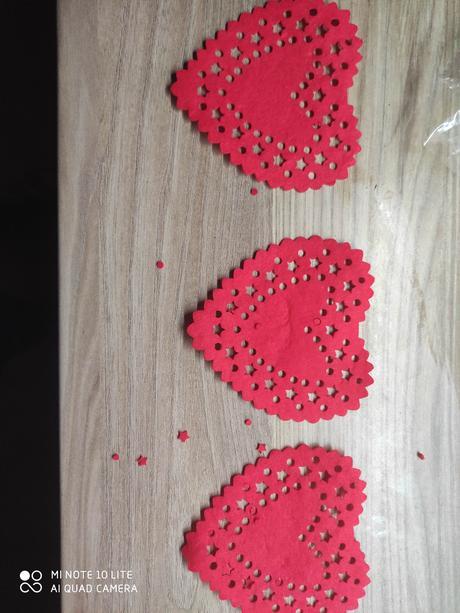 girlanda srdce dlouhá - Obrázek č. 1