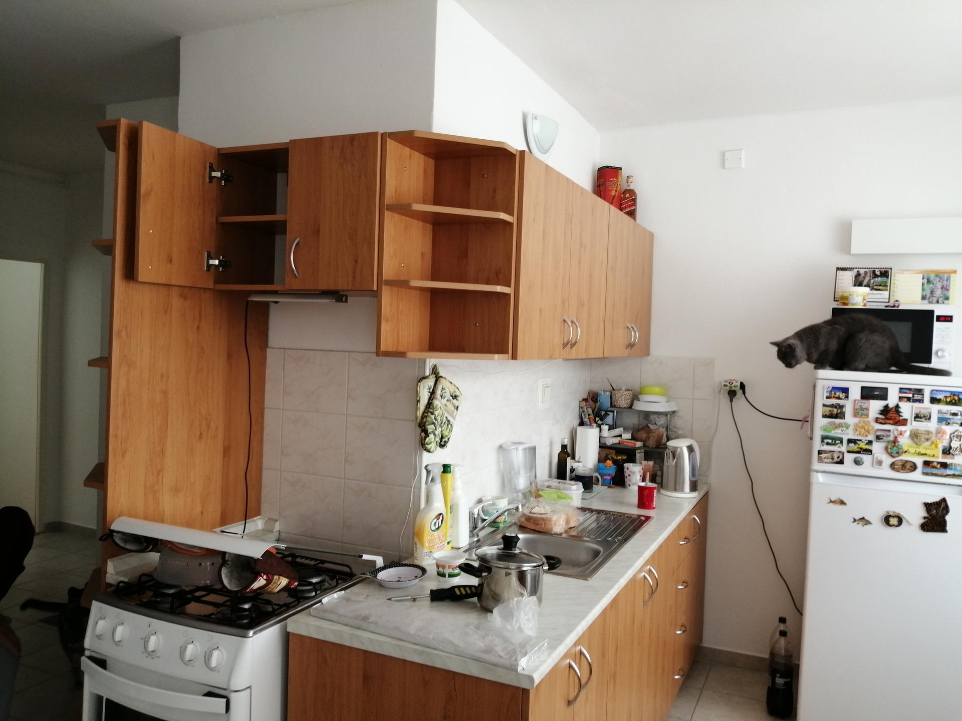 Kuchyňa - Pôvodný stav z roku páne 2005