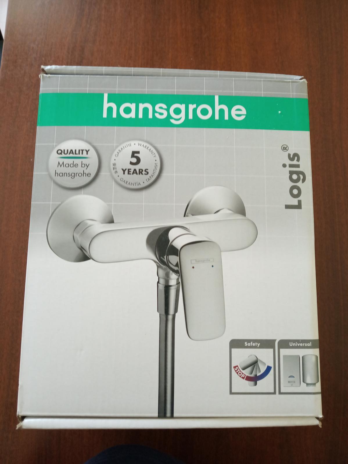predam nepouzitu sprchovaciu bateriu Hansgrohe - Obrázok č. 1