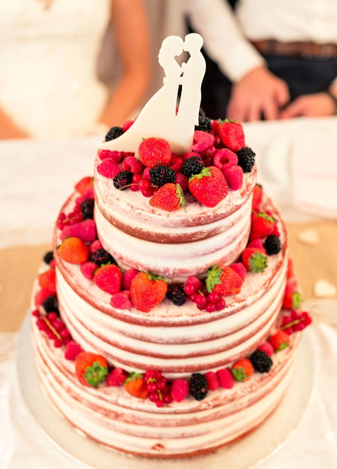 Dekorace na svatbu v přírodní & růžové - Obrázek č. 1