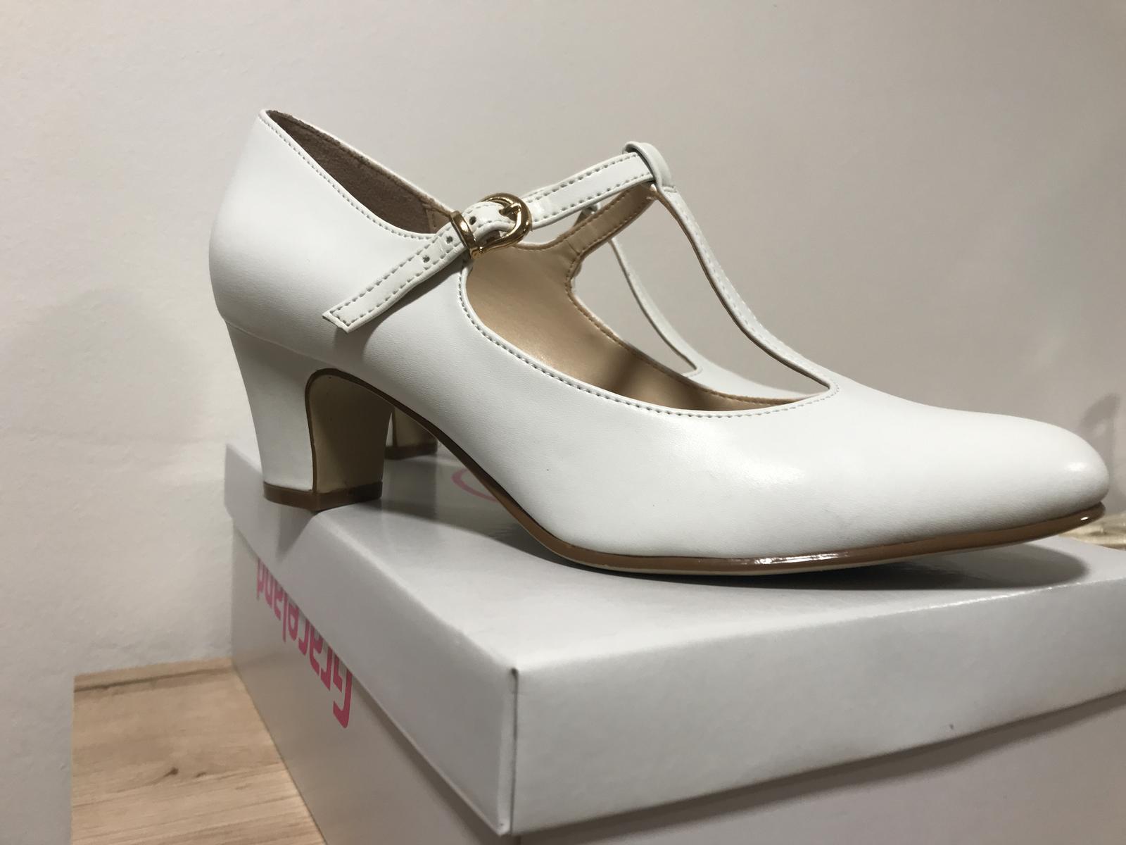prodám svatební boty - Obrázek č. 2