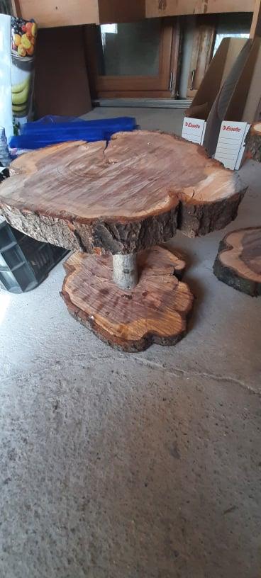 Dřevěné stojany - Obrázek č. 1