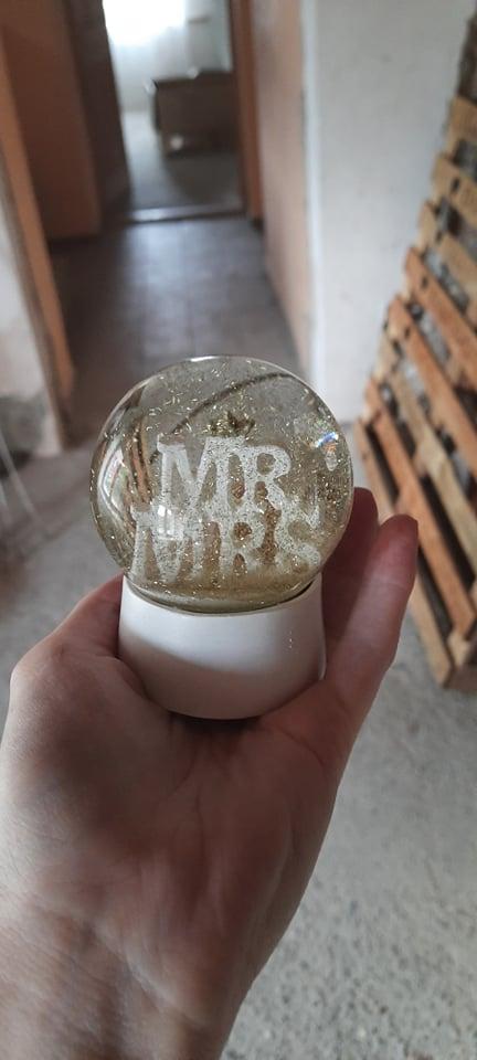Sněžítko Mr&Mrs - Obrázek č. 1