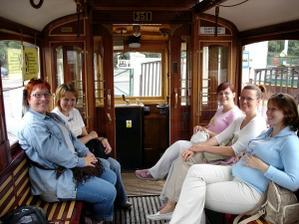 Cesta historickou elektickou(nie tramvaji)