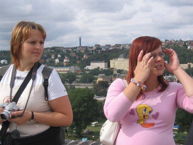 Zraz 12.8.06 Praha 1-medzinarodny - Tak tam to stoji za pohlad.