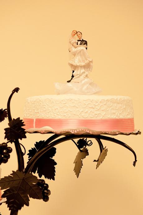 3 poschodovy Stojan na tortu - Obrázok č. 2