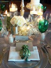 ..tak toto je mila vyzdoba stola - vlatne nic, len cire sklo