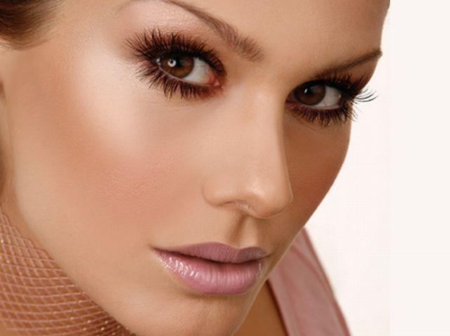 Inspiracie - krasny make-up