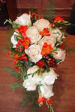 a co svatební kytice?