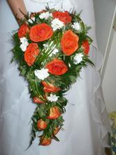 Kytice nevěsty
