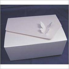 krabička na svatební koláčky......