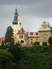 zámek Průhonice