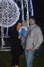 Naše prvé Vianoce :-)))