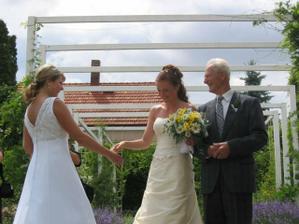 Dvě nevěsty :)