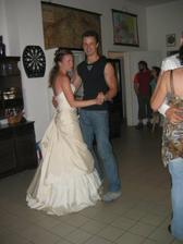 Tanec s kamarádem