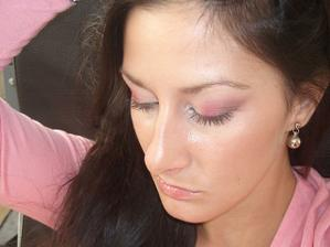 make- up, vlastna vyroba