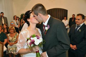 první novomanželský:-)